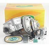 Kit TOP PERF neuf fonte haut moteur cylindre Euro3 GILERA SMT RCR RS RX SX 50CC