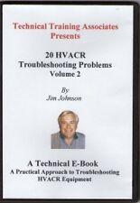 6 E- BOOKS!! HVACR TRAINING Bundle (E-BOOKS) on CD by Jim Johnson