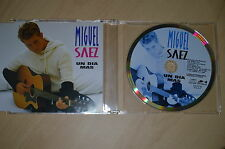 Miguel Saez - Un día mas.CD-Single (CP1708)