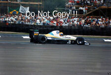 Roberto Moreno Coloni C3 British Grand Prix 1989 Photograph 2