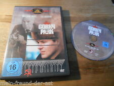 DVD FILM Hurt / Marvin -  Michael Apted : Gorky Park (FSK 16 / 123min) 20TH CENT