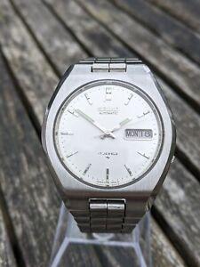 Seiko 7009-8280 Silver Dial 1989 watch- Excellent Original Condition