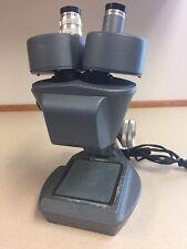 Vintage Graf-Apsco Stereo Microscope