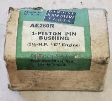 Antique Vintage John Deere E 1.5 1 1/2 Hp Hit Miss Gas Engine Parts Nos Bushing