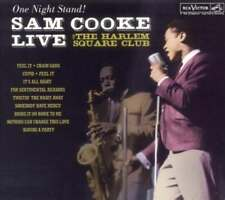 SAM COOKE ONE NIGHT STAND: SAM COOKE LIVE AT THE HARLEM SQUARE CLUB 1963 [LP] NE