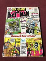 80 PAGE GIANT BATMAN #5 DC Comics 1964 Silver Anniversary Issue CATWOMAN