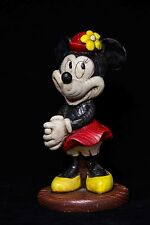 Beautiful 11 inch Disney Minnie Mouse. Made in the USA. Rare! Hard to find.