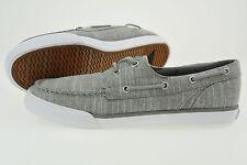 Quicksilver hombres zapatos Men Shoes Spar us 9 UE 42 grey/black/white