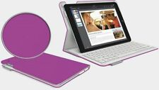Logitech Type+ Protective Case Bluetooth Keyboard for iPad Air 2 VIOLET (RT5-106