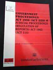 10Government Proceedings Act 1956 (Act 539)- As At 15th March 2011