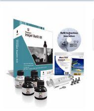 Universal Premium Inkjet Ink Refill kit, Black