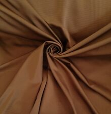 13 Metre Roll Chocolate Sanderson Quality Heavy Brocade Curtain Interior Fabric