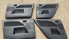 ford mondeo mk3 ghia x door cards wood trim alacantra