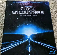 Close Encounters of the Third Kind (Blu-ray Disc, 2007, 2-Disc Set) Barely Used!