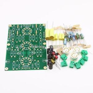 Hi-Fi RIAA MM Tube Phono Stage Amplifier Board kit base on EAR834 Circuit