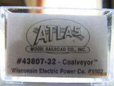 JTC / 32 - Coalveyor Bathtub Gondola  (Wisconsin Electric Power Company)