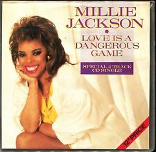 MILLIE JACKSON - LOVE IS A DANGEROUS GAME - CD MAXI GATEFOLD PVC SLEEVE