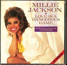 MILLIE JACKSON - LOVE IS A DANGEROUS GAME - CD MAXI GATEFOLD PVC SLEEVE