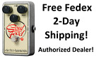 New Electro-Harmonix EHX Soul Food Distortion Fuzz Overdrive Effects Pedal