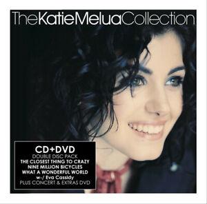 KATIE MELUA - THE KATIE MELUA COLLECTION - CD+DVD NUOVO SIGILLATO OFFERTA
