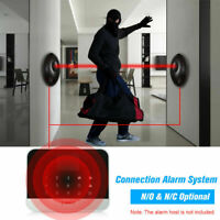 Laser Alarm System Infrared Beam Sensor Motion Detector Home Security Alarm