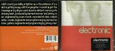 Electronic (ft Johnny Marr) - debut 1991 cd album
