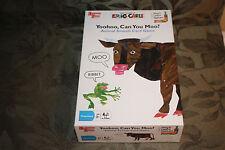 Eric Carle Yoohoo, Can You Moo? Animal Sounds Card Game Preschool Play & Learn