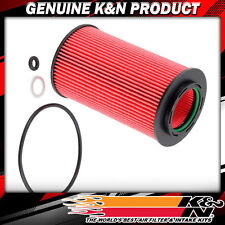 K&N Filters Fits 2006-2016 Hyundai Kia High Flow Oil Filter
