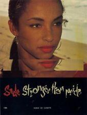 Sade 'The Face' advert