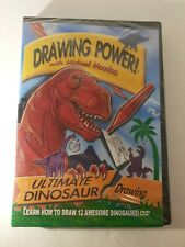 Drawing Power with Michael Moodoo: Ultimate Dinosaur Drawing DVD