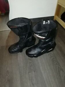 Firefox Speed Performance motorradstiefel damen