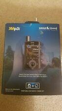 Sirius Xm - Xmp3i Portable Satellite Radio + Home Kit