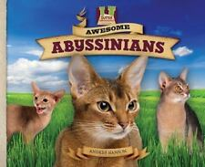 Awesome Abyssinians (Cat Craze)-ExLibrary