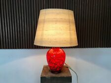 German WMF IKORA Colored Glass Table Lamp ART DECO Glas Tischlampe 1920er 1920s
