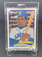 Topps Project 2020 - Card # 88 Ken Griffey Jr. 1989 by Keith Shore New With Box