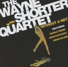 Wayne Shorter - Without a Net   - CD NEUWARE