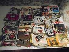 Lot B Of (600+) Diff Vintage Usa Beer Labels -Mint