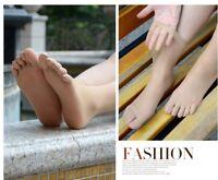 Sheer 5 Toe Glove stockings-single toes nylons separate five toes hose DCY Socks