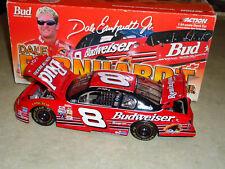 2000 Action Dale Earnhardt Jr #8 Budweiser Remington Rookie Car 1:24 1 of 30000