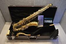 YAMAHA YTS-23 TENOR SAXOPHONE - VINTAGE 1983 - EXCELLENT PLAYING & COSMETIC COND