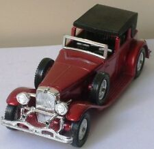 md 07 - Matchbox  Models of Yesteryear Y-4 - DUESEMBERG 1930 Model J