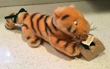 "Tigger GUND Classic Pooh Christmas 8"" Plush Stuffed Animal Toy Present"