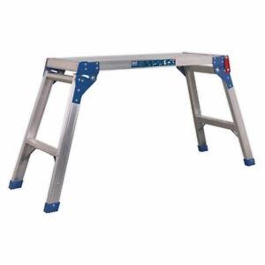 Sealey APS2E Aluminium Folding Platform 2-Tread