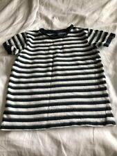 NEXT BOYS STRIPED T-SHIRT - SIZE 4 YEARS