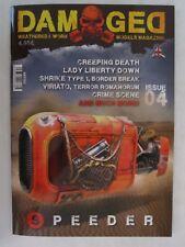 AK Interactive's Damaged, Weathered & Worn Modeling Magazine #4