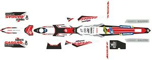 GasGas  TXT Pro  Racing Trials Bike Style Complete decal / sticker Set