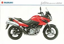 Suzuki DL650 GB Sales Brochure DL650 V-Strom DL650K5