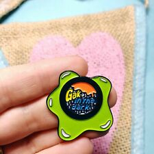 Gak in the Dark Enamel Pin Nickelodeon