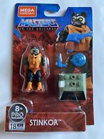 Stinkor Masters Of Universe Mega Construx 2020 Wave 2 Action Figure New in Box
