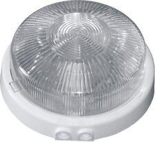 Wandleuchte Deckenleuchte Kellerlampe Garagenlampe Leuchte Ø245mm 100W IP44 E27